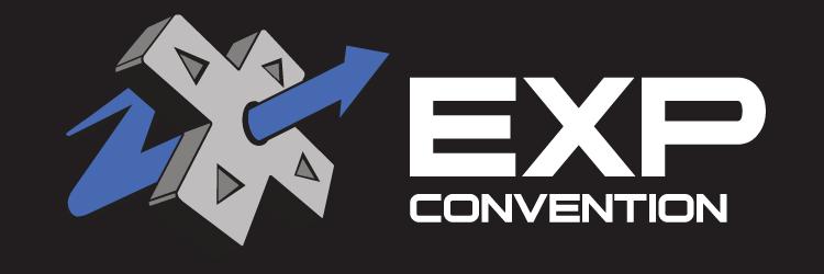 EXP Con 2018 Logo