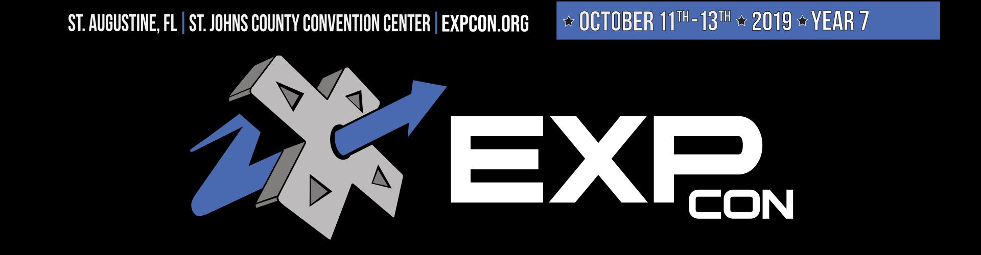 EXP Con 2019 Logo