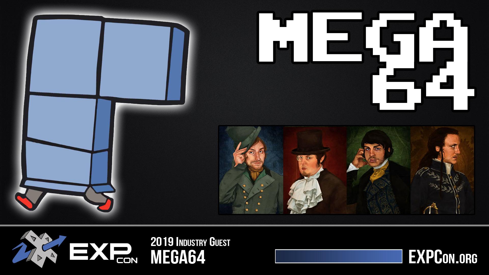 EXPCon 2019 Mega64 Announce