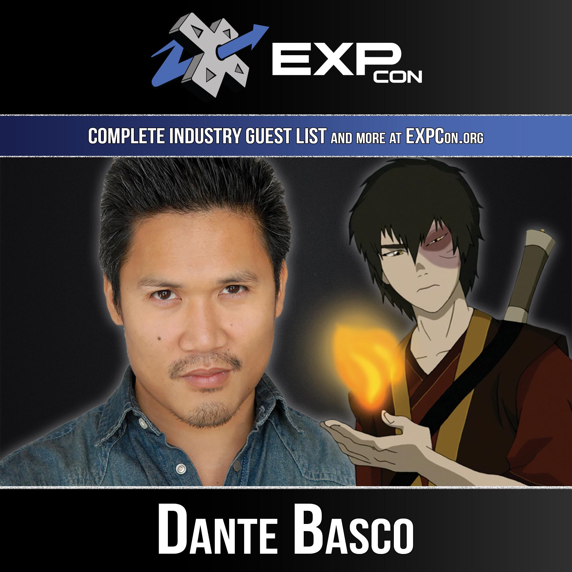 EXP Con 2019 Dante Basco